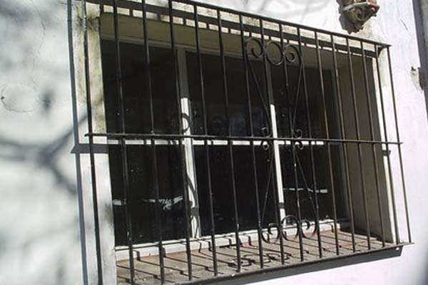 Rejas met licas ibarkalde s l rejas para puertas y - Herrerias en bilbao ...