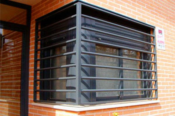 Protectores de ventanas en hierro tattoo design bild - Rejas de seguridad ...