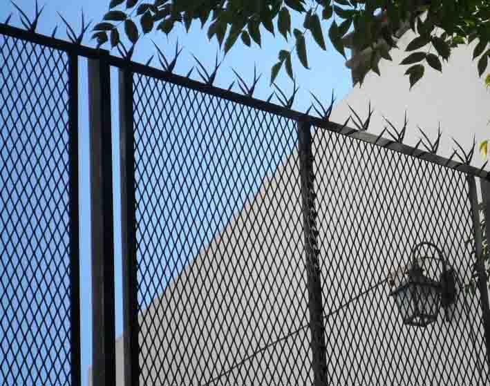Rejas de seguridad para casas cool fabricacion venta e - Seguridad de casas ...
