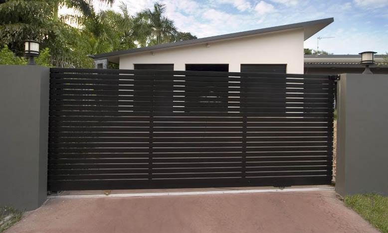 Puertas met licas en gipuzkoa ibarkalde s l hernani - Puertas para cerramientos ...