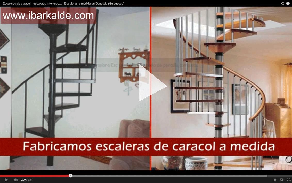 Blog de ibarkalde s l noticias v deos art culos - Ver escaleras de caracol ...