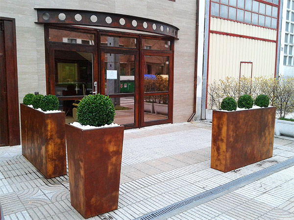 Jardineras modernas awesome with jardineras modernas - Amazon jardineras ...