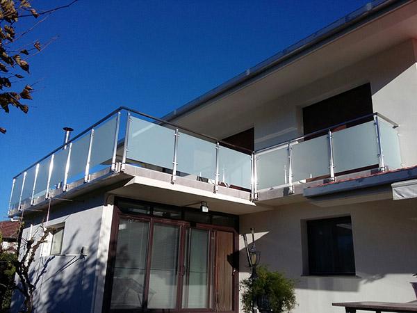 Barandillas de cristal para terrazas free fabulous desde for Barandillas de cristal para terrazas