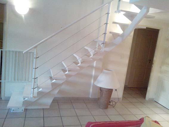 Escalera Met Lica En Hendaya Ibarkalde S L Hernani
