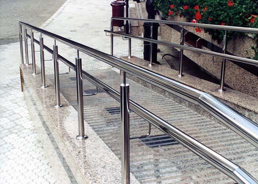Barandillas en gipuzkoa de hierro acero inoxidable - Barandilla escalera ninos ...