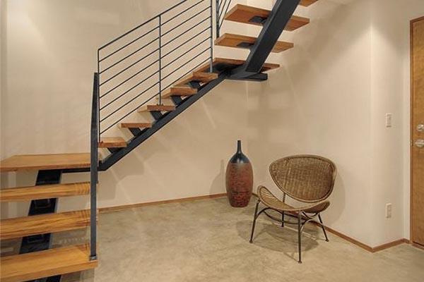 Escaleras met licas en pamplona navarra ibarkalde s l - Escalera caracol prefabricada ...