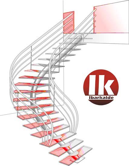 servicio integral en escaleras metlicas