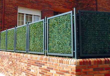 Precio vallas metalicas simple precio vallas metalicas - Mallas para jardin ...
