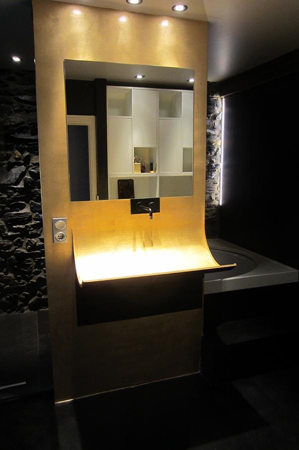 Estructura de acero inoxidable para lavabos de dise o en - Lavabos de diseno ...