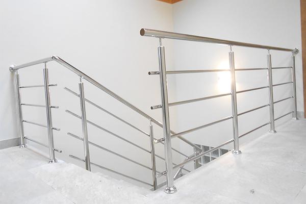barandas de inox a medida - Barandillas Escaleras Interiores