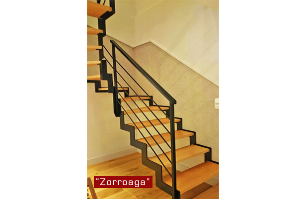 Escaleras de interiores en gipuzkoa ibarkalde s l - Modelos de escaleras ...