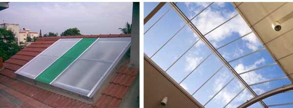 Cubiertas de plastico para tejados materiales de - Materiales para tejados ...