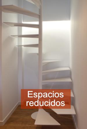 Escaleras met licas ibarkalde s l gipuzkoa empresa for Diseno de interiores espacios reducidos