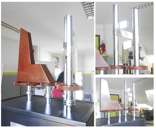 Escultura acero corten francisco escultura de acero for Fenda muebles