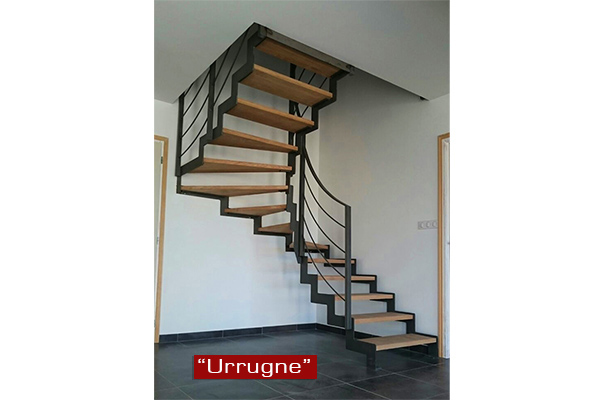 Escaleras de interiores en gipuzkoa ibarkalde s l escaleras de caracol escaleras de dise o - Escaleras de diseno interior ...