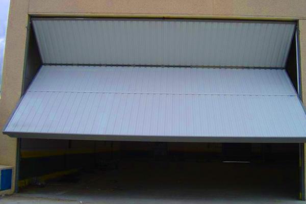 Puertas met licas ibarkalde s l de hernani gipuzkoa - Proyecto puerta de garaje ...