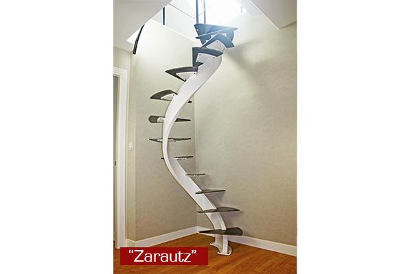 Escaleras de interiores en gipuzkoa ibarkalde s l for Medidas de escaleras de concreto