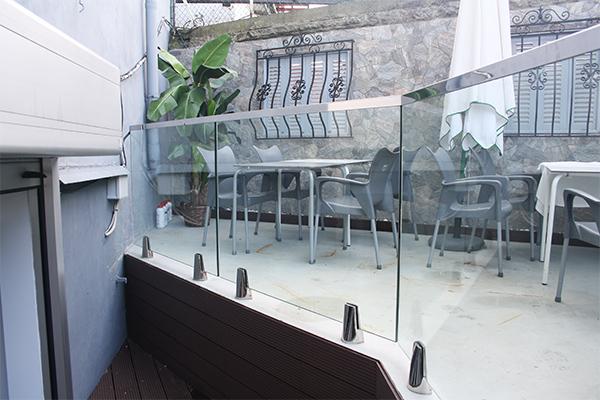 Barandillas de cristal para terrazas gallery of - Barandas de terrazas ...