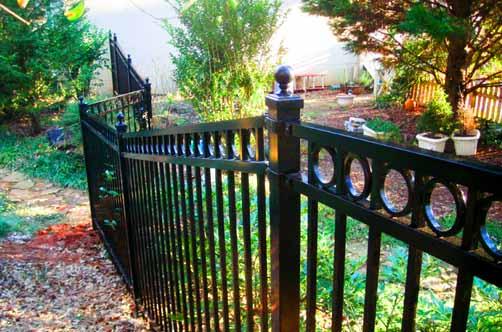 Cerramientos met licos en gipuzkoa ibarkalde s l for Cerramientos para jardines