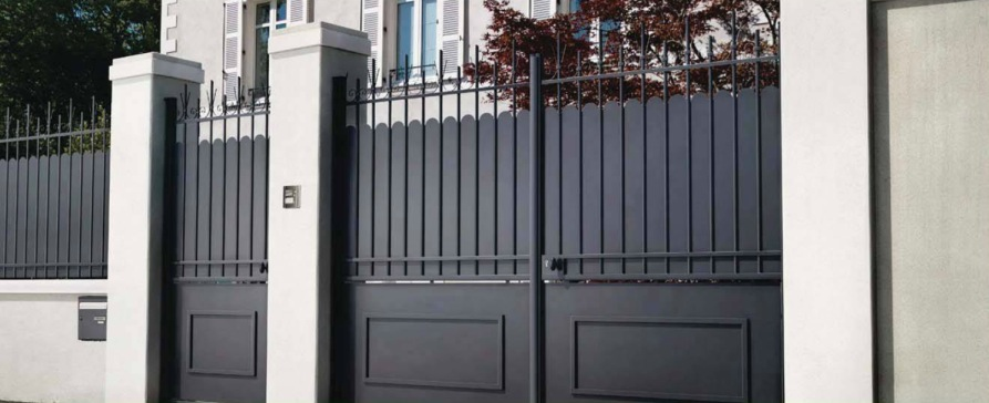 Puertas metalicas exterior internal door doors pinterest for Puertas metalicas exterior baratas
