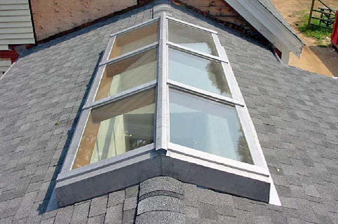 Lucernarios en gipuzkoa ibarkalde s l hernani guipuzcoa for Tipos de tejados de casas