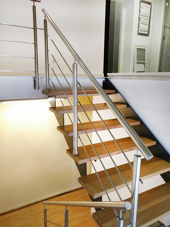 Escaleras baratas de interior beautiful escalera - Escaleras de aluminio baratas ...