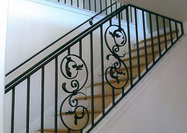 Barandillas en gipuzkoa de hierro acero inoxidable - Barandas de forja para escaleras ...