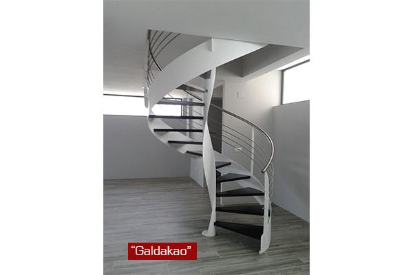 Escaleras met licas ibarkalde s l de hernani gipuzkoa - Escaleras de caracol metalicas ...